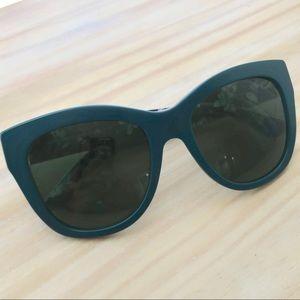 ce29ab5af653 Dolce   Gabbana DG 4270 Sunglasses Teal Frame